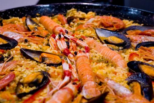 malaga paella cooking classes