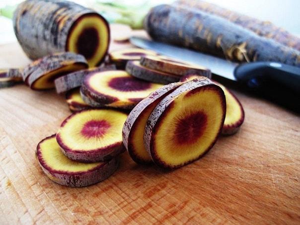 purple carrot Malaga
