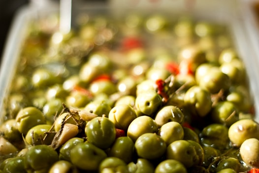 andalusian pickled olives