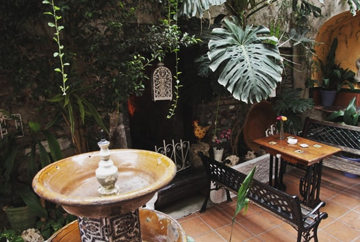 Malaga Wines tavern