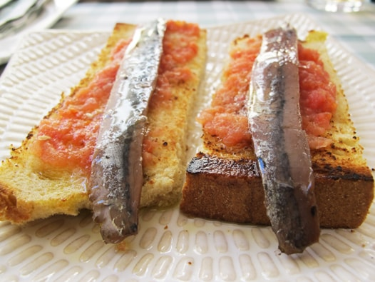 spanish anchovies