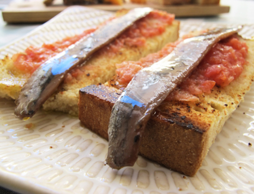 Sardellen und Boquerones in Spanien essen