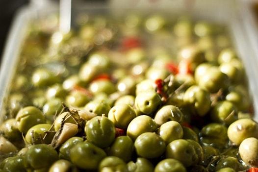 malaga oliven