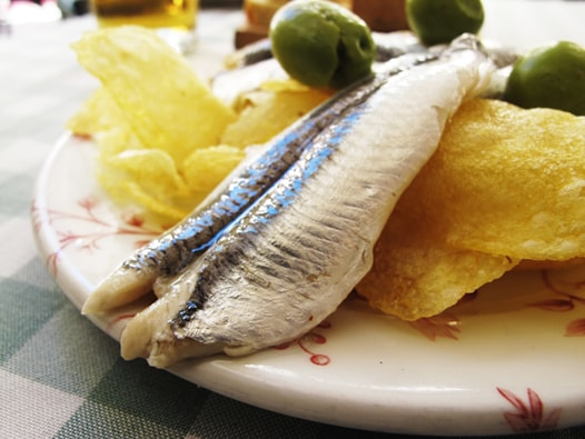 spanish white anchovies