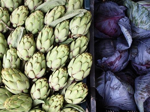 Bio gemüse markt malaga