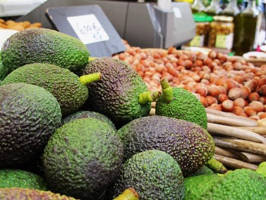 Bio Avocados Malaga