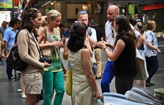 Malaga Market Food tour