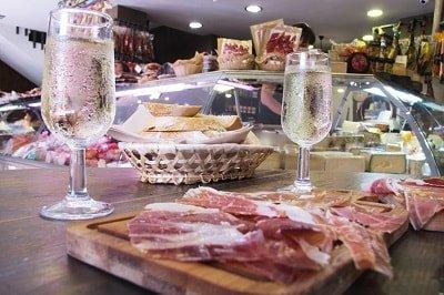 Food tour Malaga