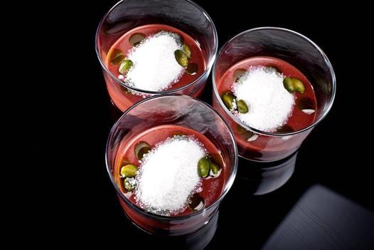 kirsch gazpacho