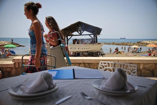 lirio restaurant pedregalejo