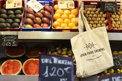 Malaga Atarazanas Food Market