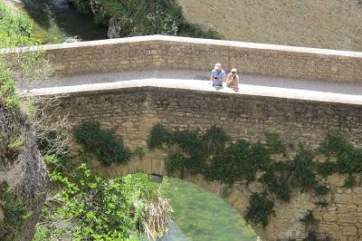 bridge in ronda