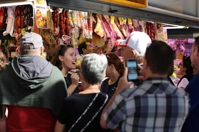 guided atarazanas food market visit