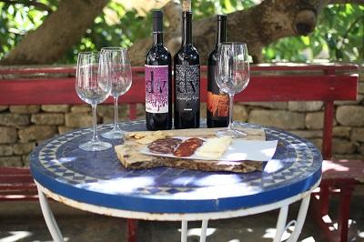 wine tasting in ronda