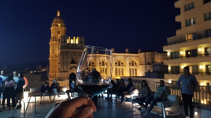 Molina Lario Hotel Rooftop Bar
