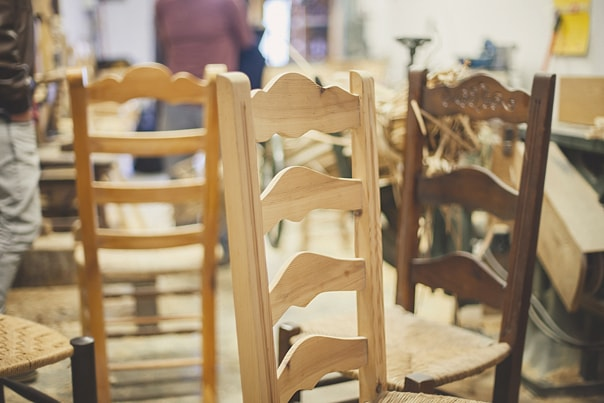 caning chair