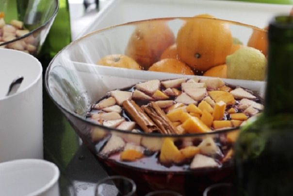 traditional sangria recipe