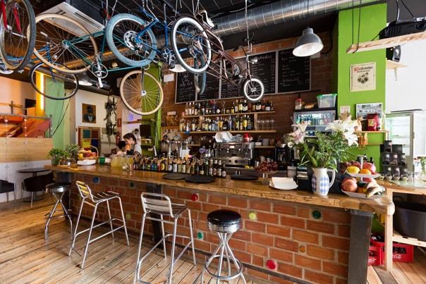 Recyclo cafe