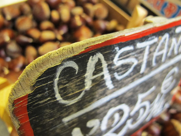 chestnuts Malaga