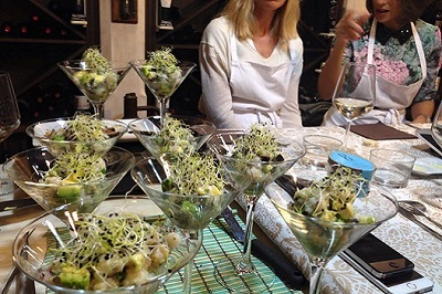 private cooking lessons marbella