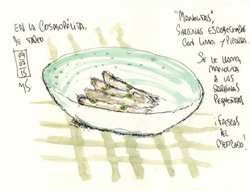 Kunst und Gastronomie in Malaga