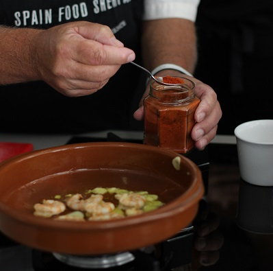gambas pil pil recipe cooking malaga