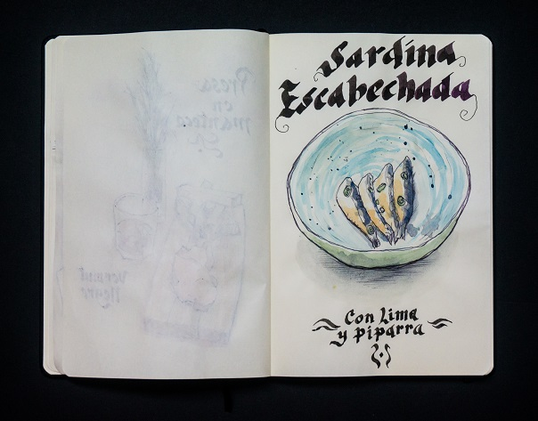 sardina escabechada rafael comino matas