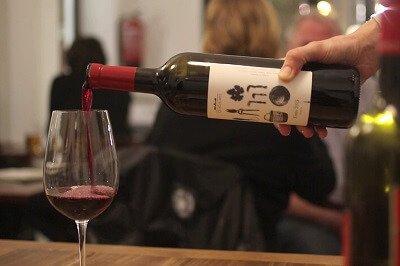 wine tasting malaga