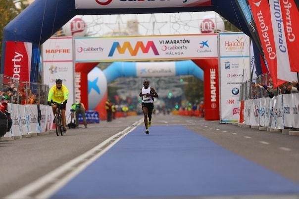 Malaga Marathon