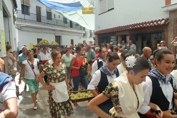 Night of the Wine in Competa