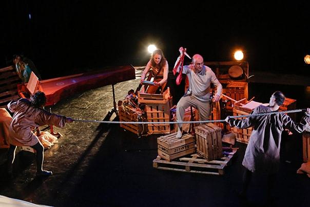 theater festival malaga