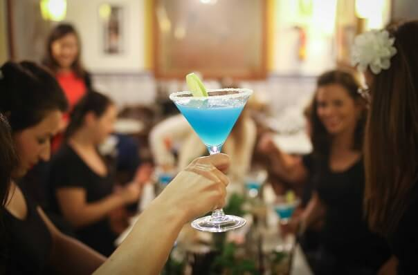 andalusian cocktail classes