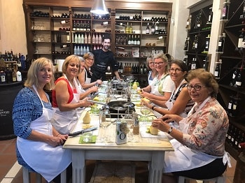 private group cooking lesson in marbella
