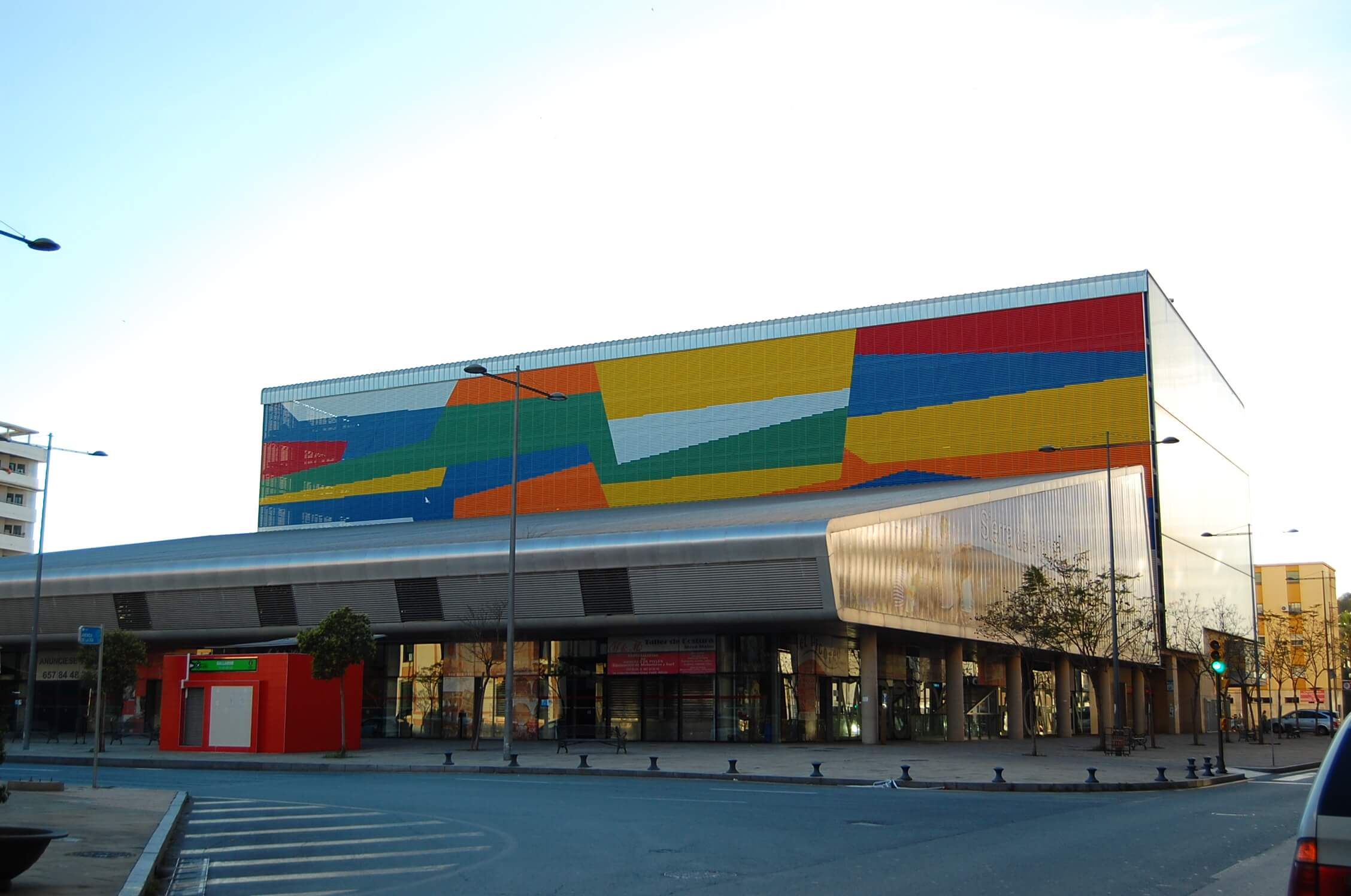 Mercado del Carmen, Huelva