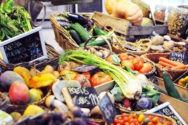 San Fernando Market Madrid