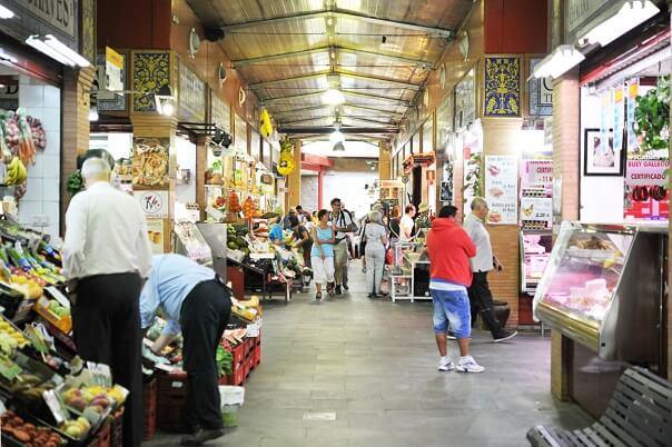 Triana Market Seville