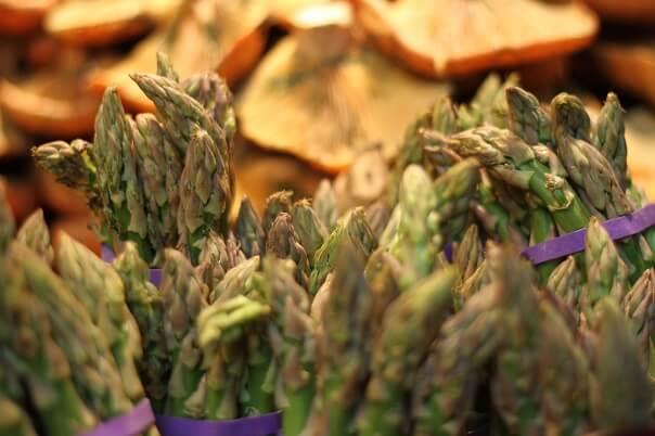 asparagus atarazanas food market