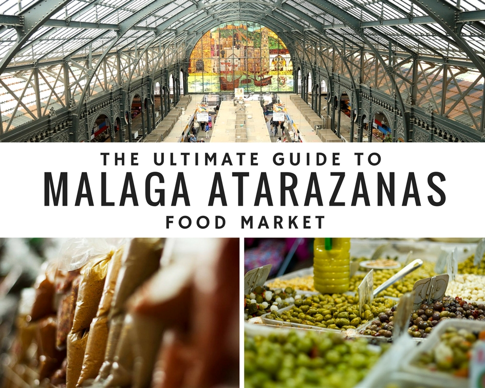 The Ultimate Guide to Malaga Atarazanas Food Market