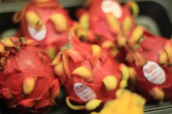 dragon fruit malaga central market