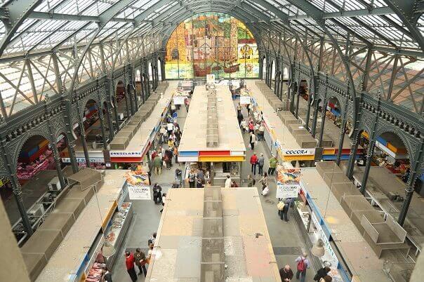 food market malaga