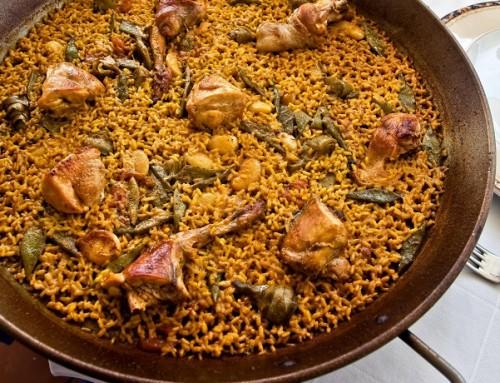 Paella Valenciana Recipe -The Traditional Paella Valenciana