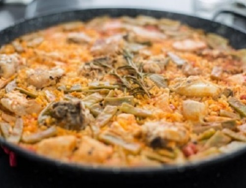 Valencian Paella Recipe -The Traditional Paella Valenciana