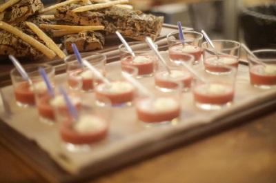 gazpacho tapa dani garcia spain food sherpas