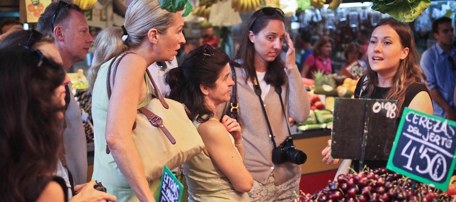 private food touren malaga