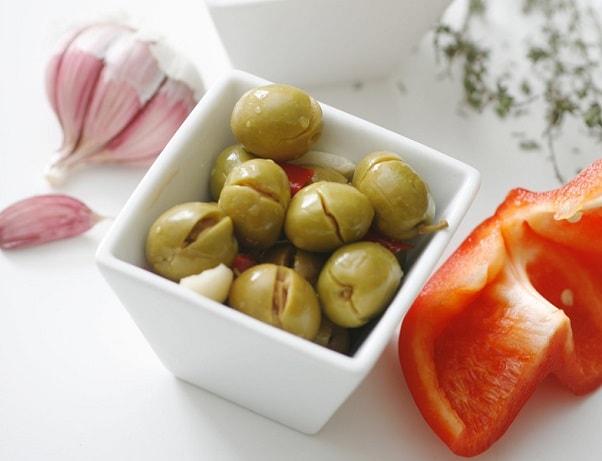 aloreñas olives