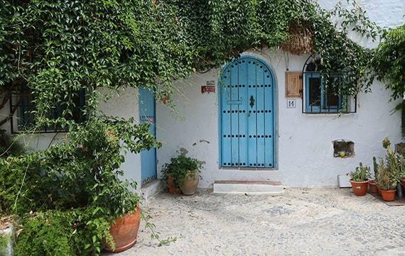 country house frigiliana