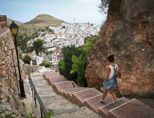 Frigiliana one of the most beautiful Towns in Spain