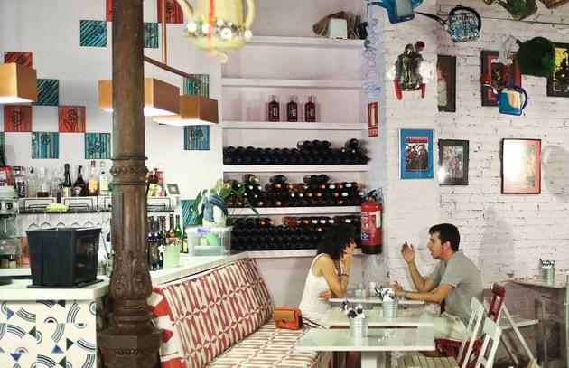 5 innovative restaurants in malaga