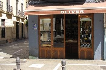 oldest shop in granada