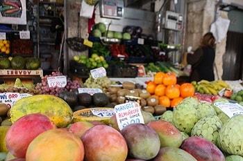 street food market granada